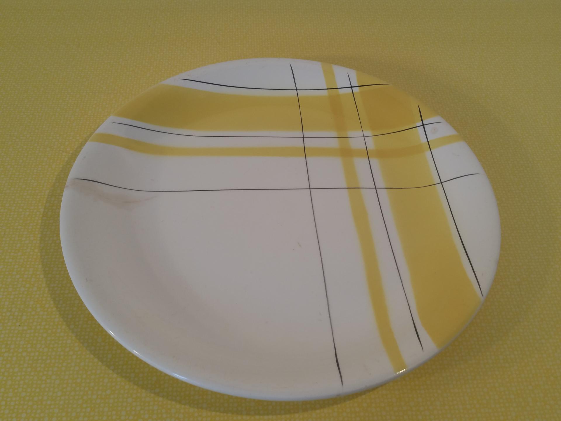 2 plat salin montreal jaune