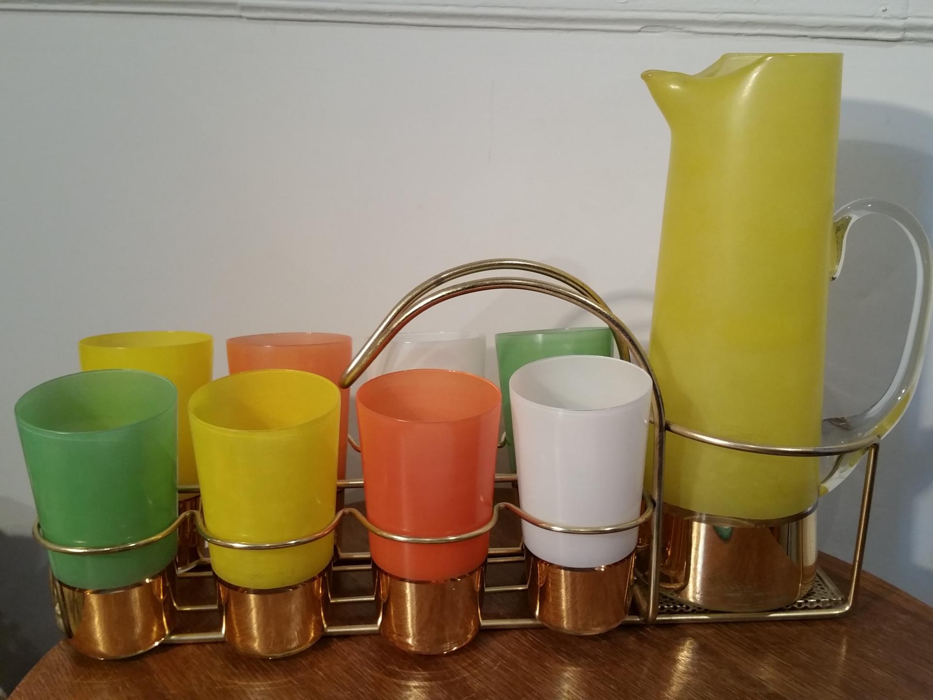 8 service a orangeade 8 verres