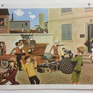 0 affiche scolaire 1967 30