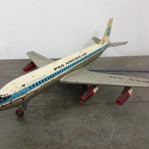 0 avion boeing pan american