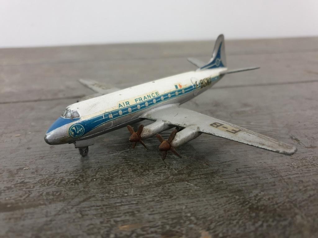 0 avion meccano