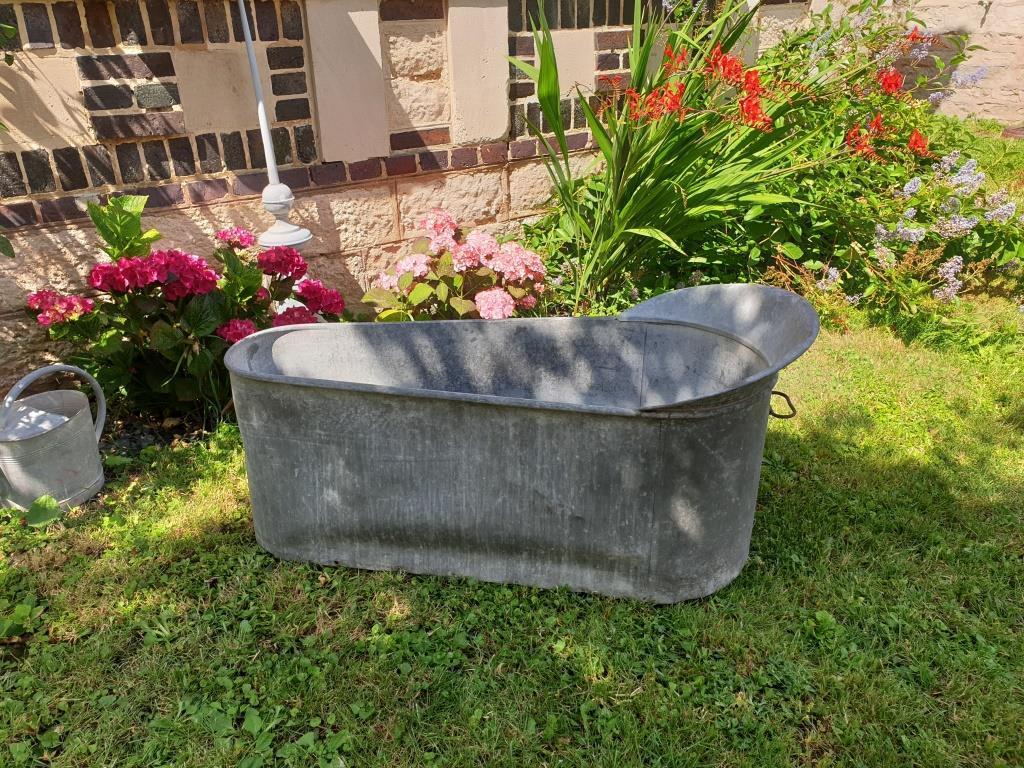 0 baignoire en zinc 1