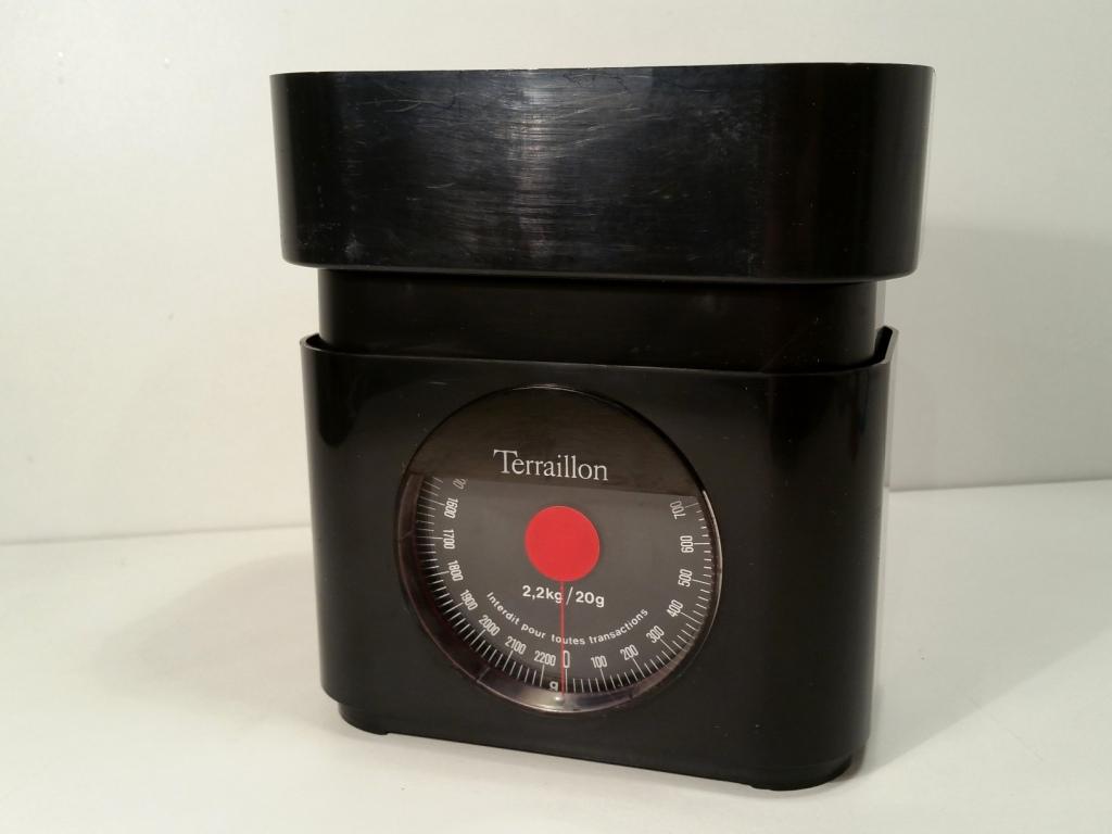 0 balance terraillon noire