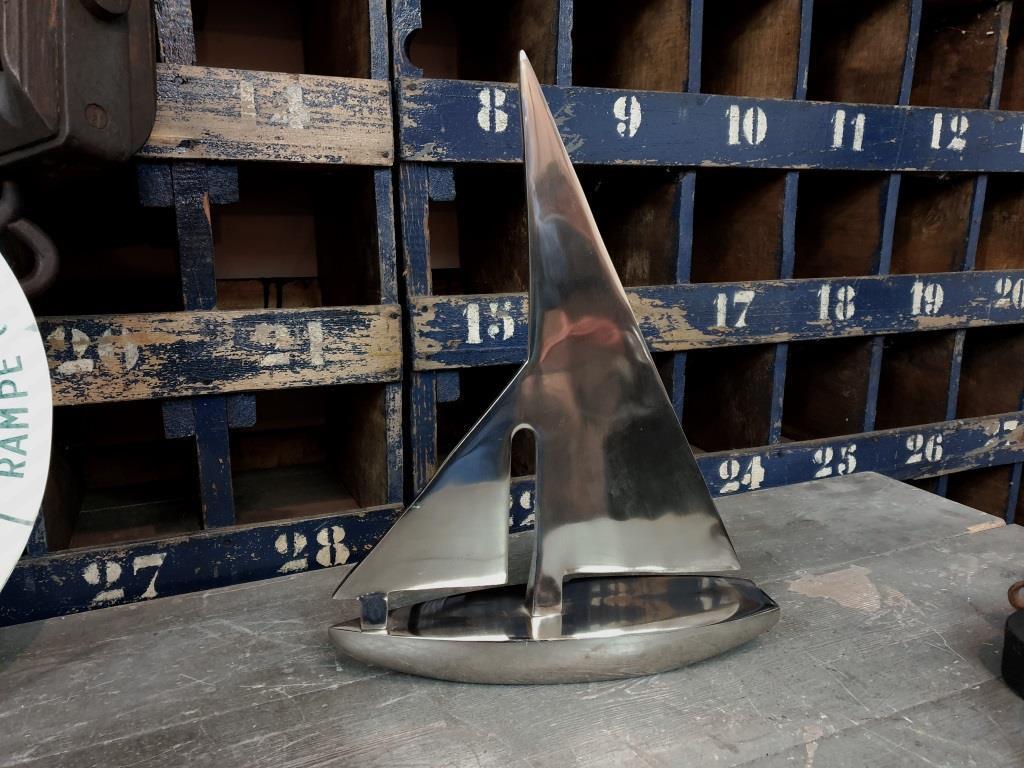 0 bateau en metal