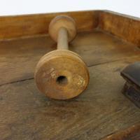0 bobine de fil en bois 1