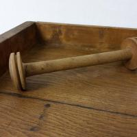 0 bobine en bois