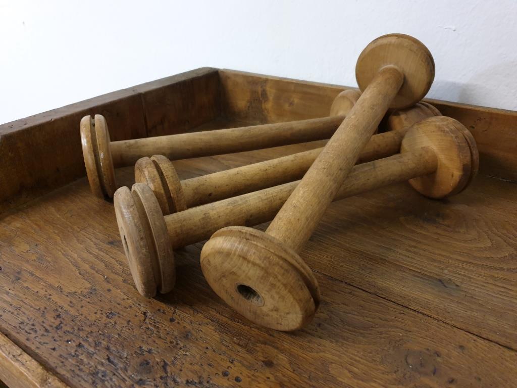 0 bobines en bois 1
