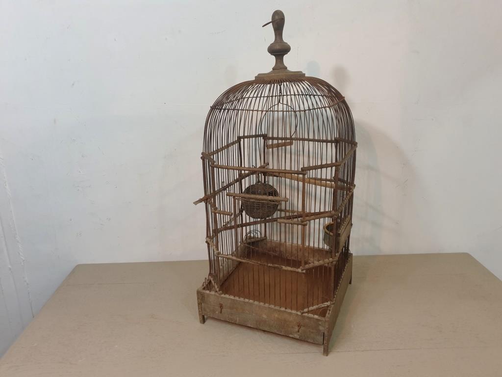 0 cage a oiseau 1