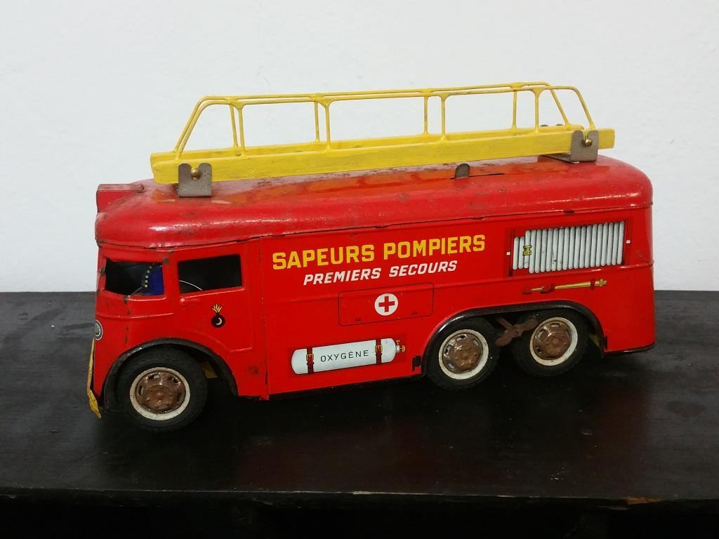 0 camion de pompier joustra