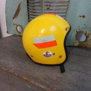 0 casque jaune jumbo helmet
