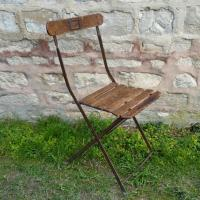 0 chaise de bistrot
