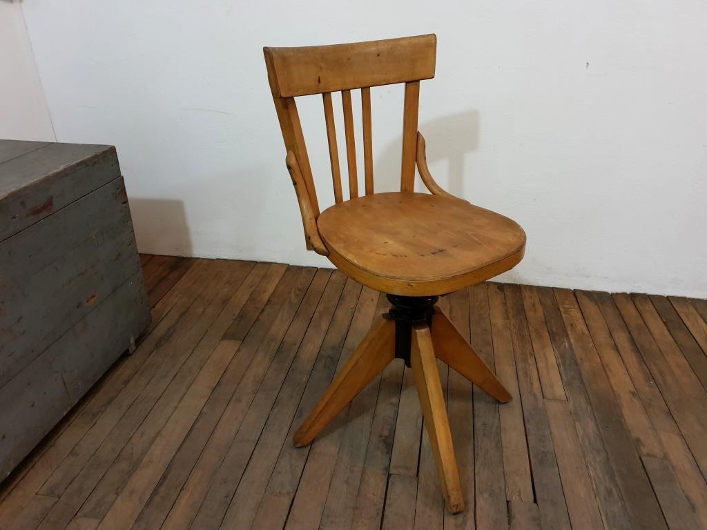 0 chaise de bureau baumann