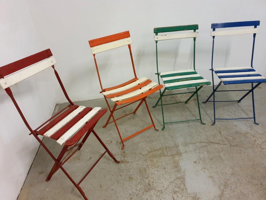 0 chaises de guinguettes