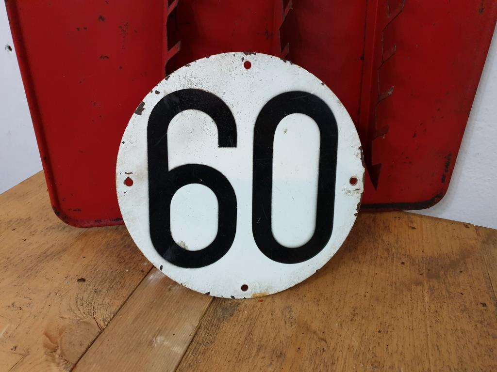 0 disque limitation 60km h