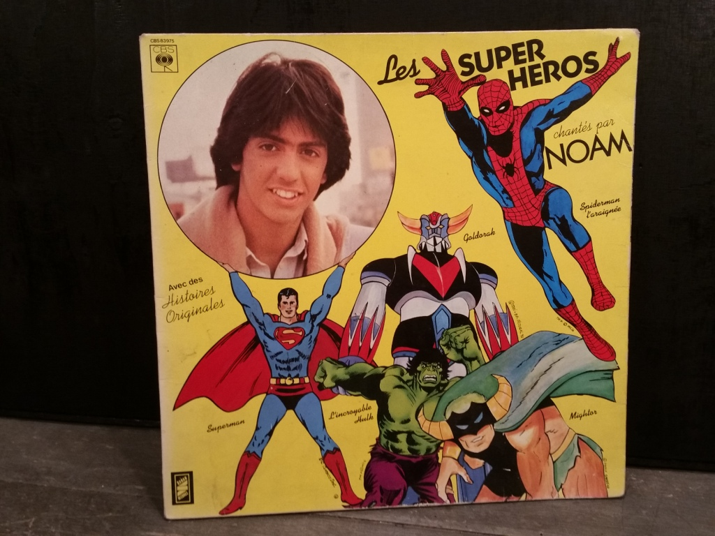 0 disque supers heros