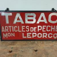 0 enseigne tabac