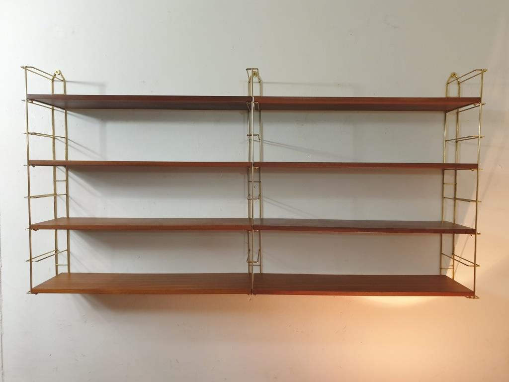 0 etagere string double