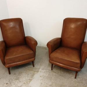0 fauteuils cuir