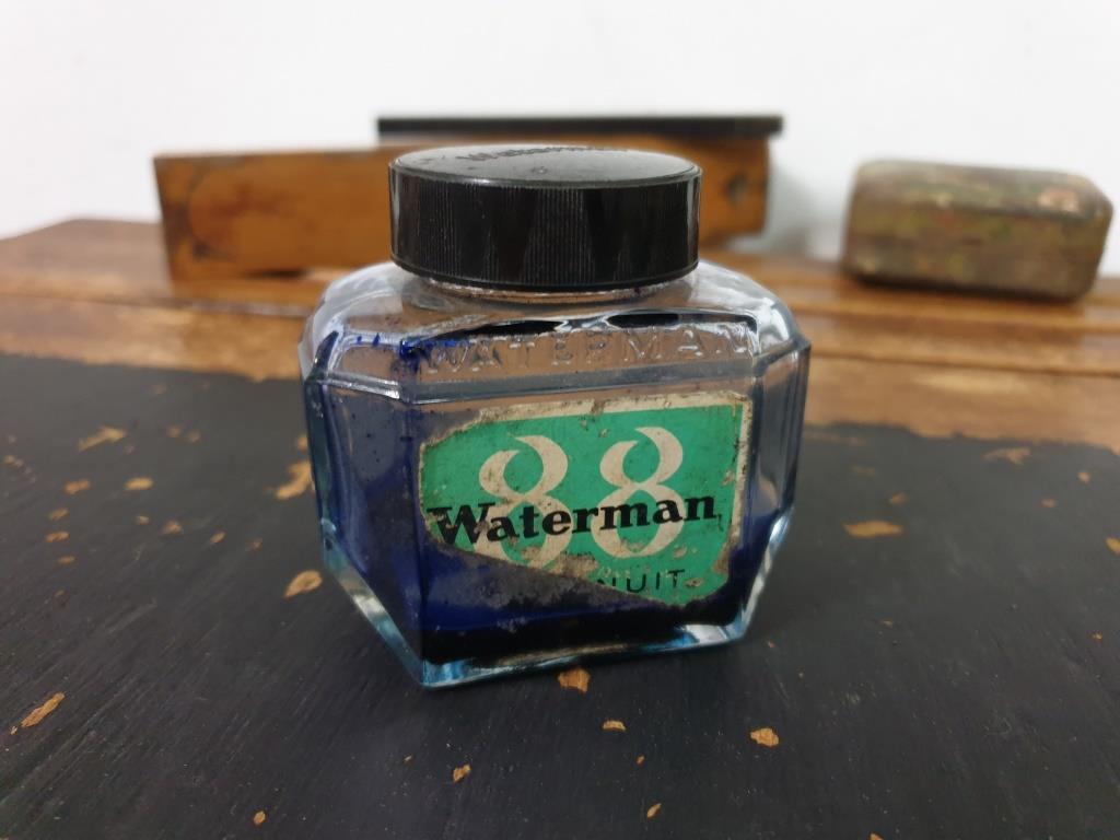 0 flacon encre watterman 2