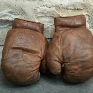 0 gants de boxe