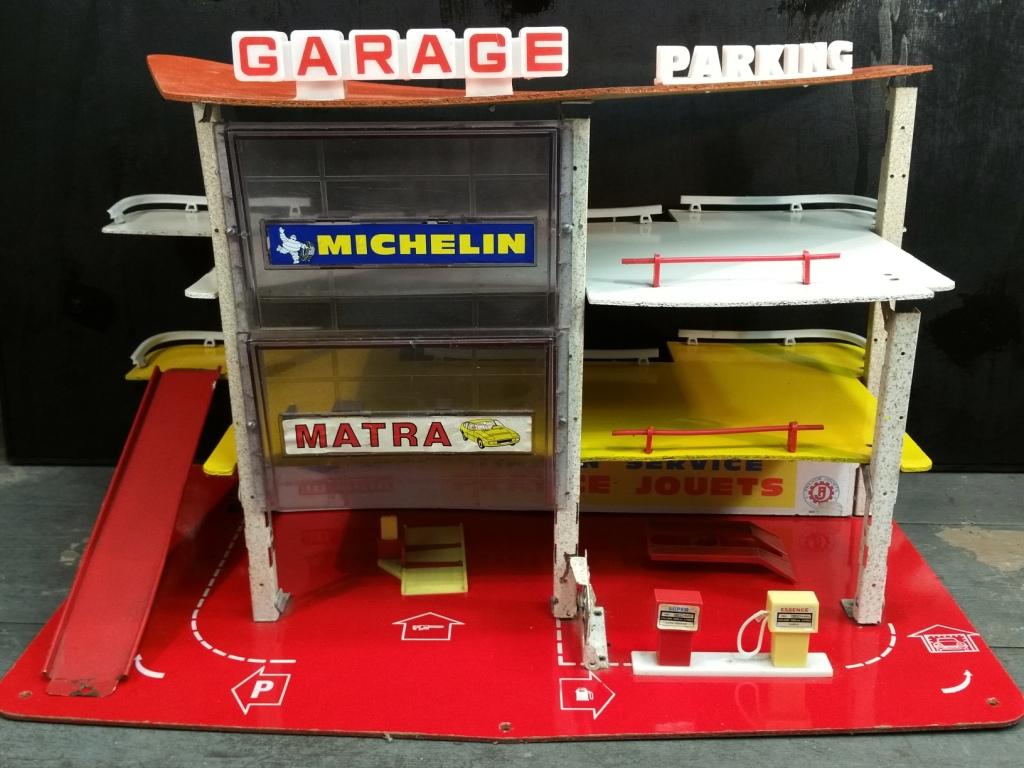 0 garage france jouet