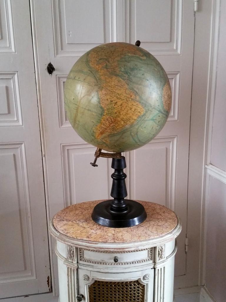 0 globe forest napoleon 3