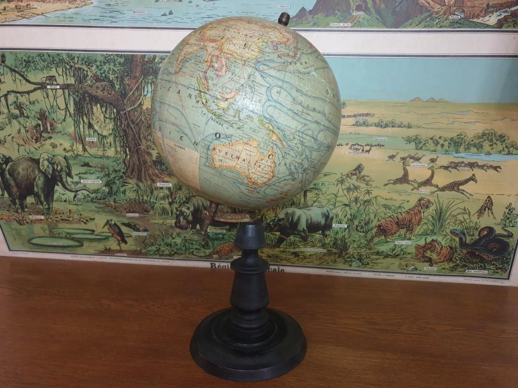 0 globe terrestre nap 3