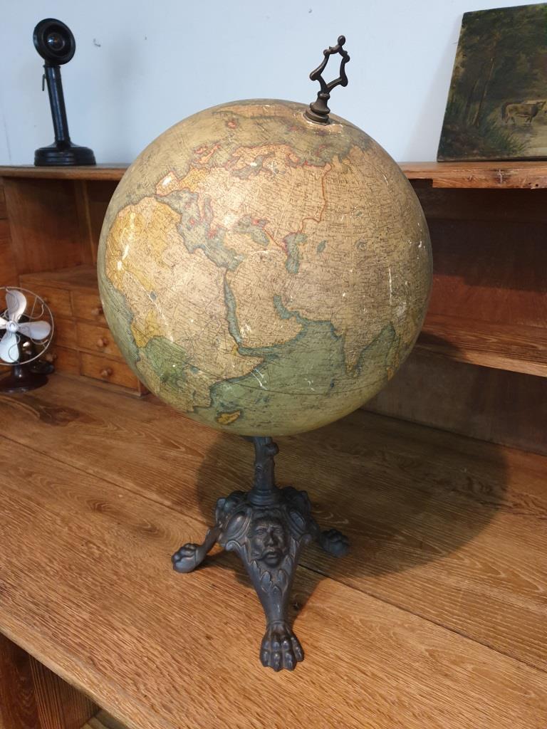 0 globe terrestre napoleon 3 2 1