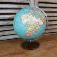 0 globe terrestre