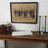 0 grand tableau le renovateur de la mode 1899