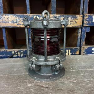 0 lampe de pont de peniche