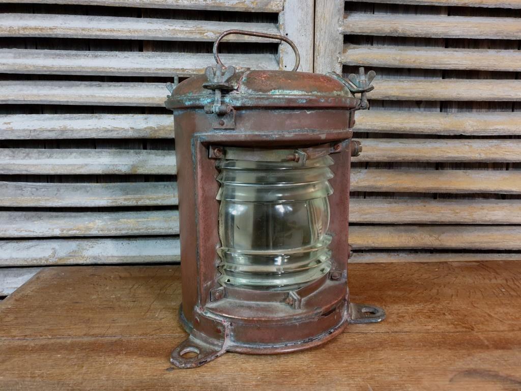 0 lampe fanal de bateau