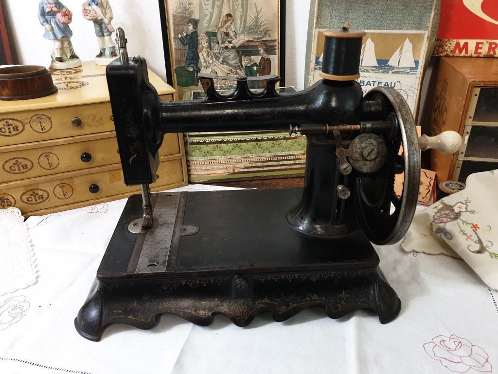 0 machine a coudre ancienne