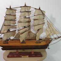 0 maquette de bateau 3 mats