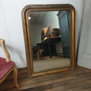 0 miroir dore