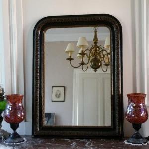 0 miroir louis philippe 1