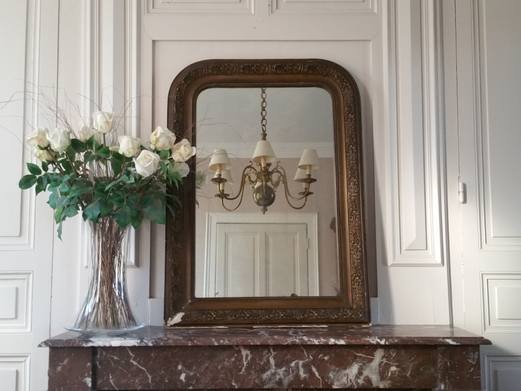 0 miroir louis philippe