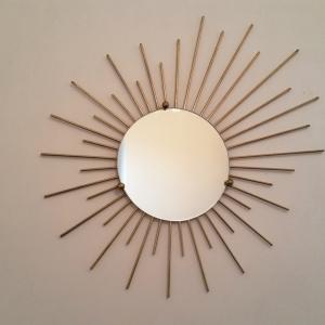 0 miroir soleil