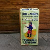 0 paquet de tabac le dragon