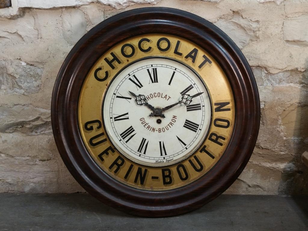 0 pendule chocolat guerin boutron