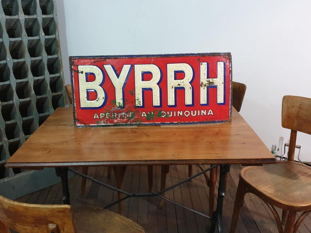 0 plaque byrrh