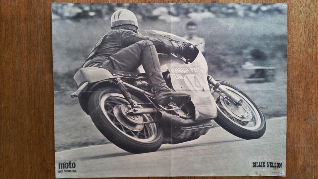 0 poster moto noir et blanc 2