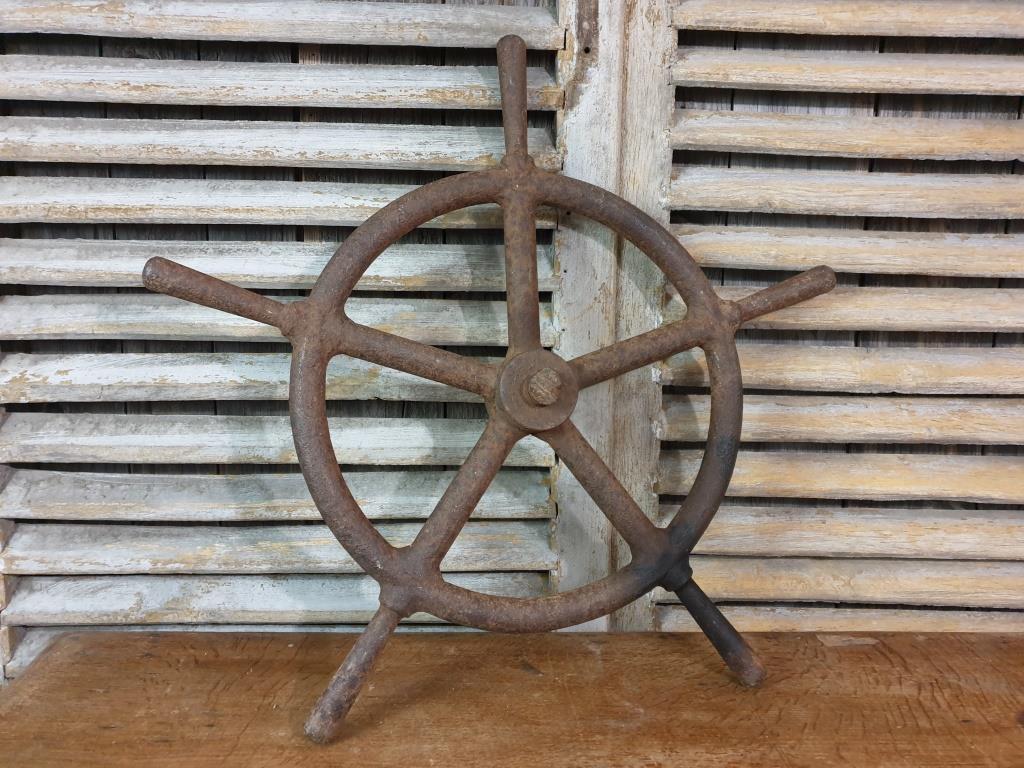 0 roue de bateau