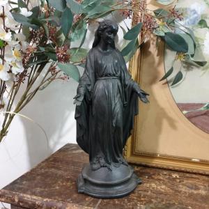 0 statue ste vierge