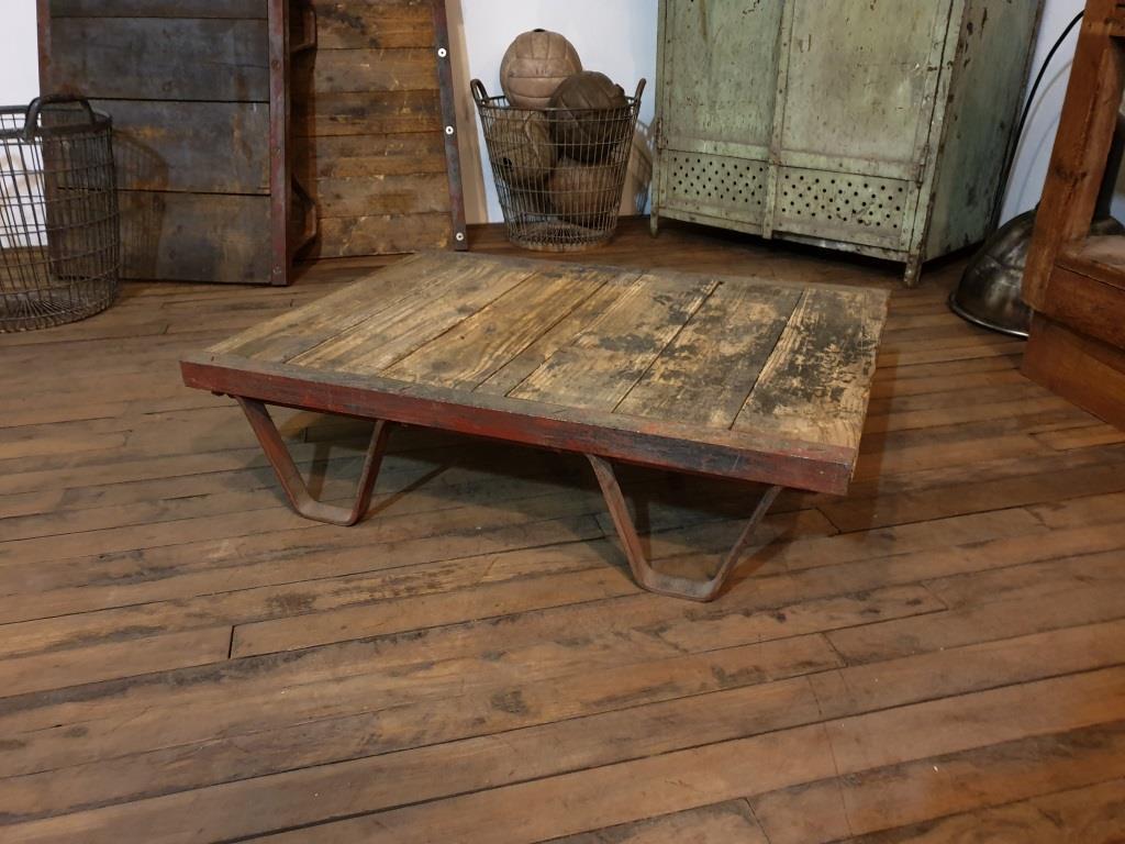 0 table basse palette d