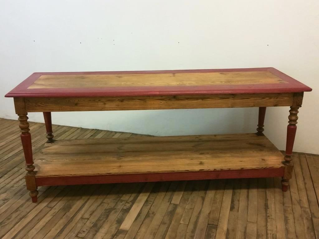 0 table de drapier 2