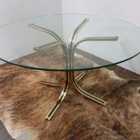 0 table en verre