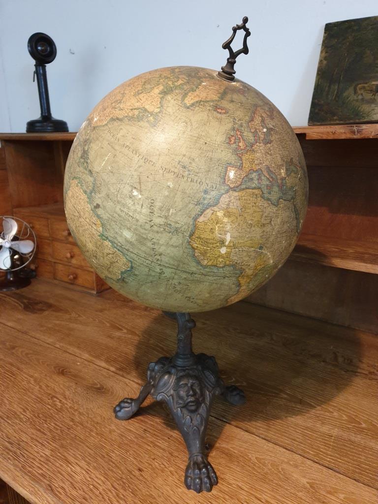 00 globe terrestre napoleon 3