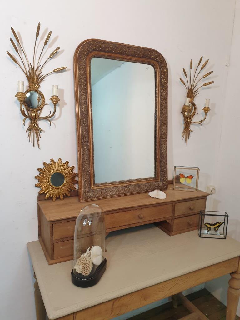 00 miroir louis philippe