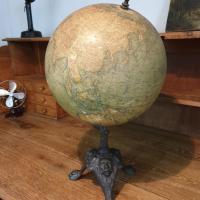 000 globe terrestre napoleon 3